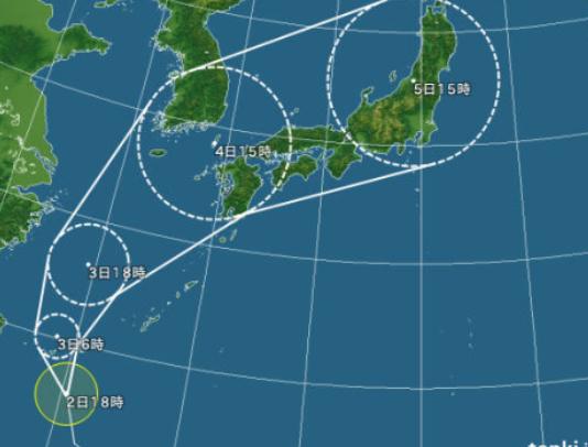 33台風3号4