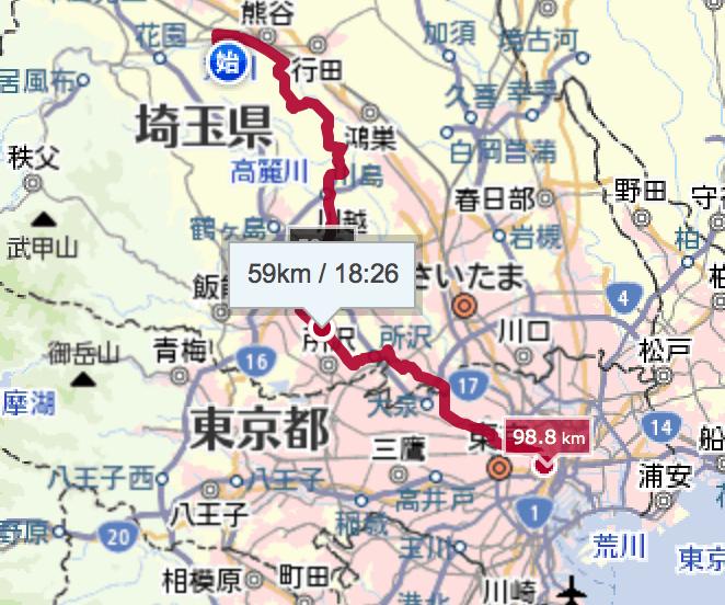 68マラソンコース