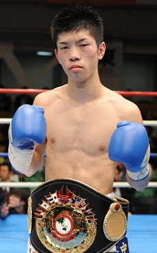 22ボクシング田中